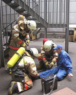Промышленная безопасность и охрана труда. Учения на ЭП.