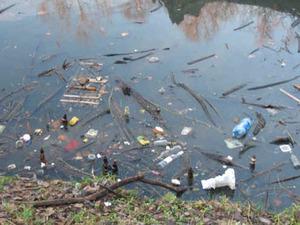 Загрязнение водоема и песка мазутом. Ликвидация разлива нефтепродукта.