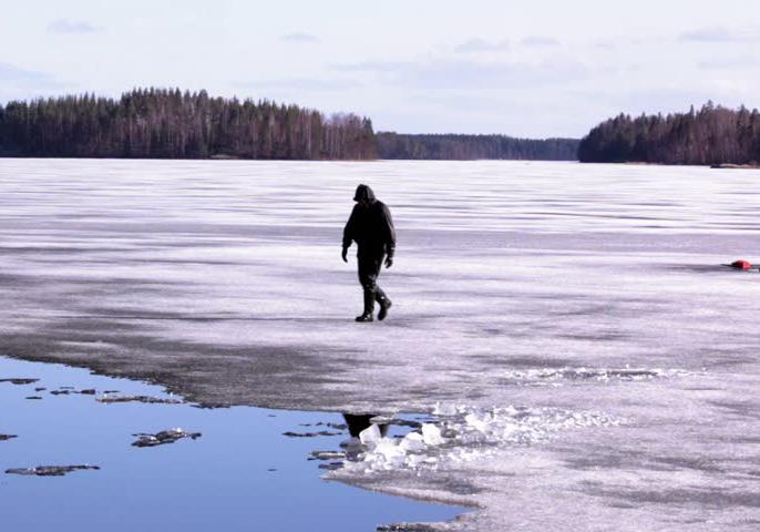 По тонкому льду: как не провалиться весной
