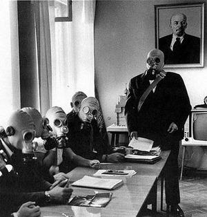 4 октября 2011 года исполняется 79 лет со дня образования Гражданской обороны СССР.