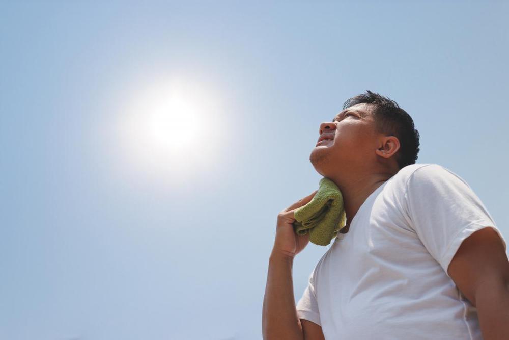 Солнечный удар: меры безопасности в жару