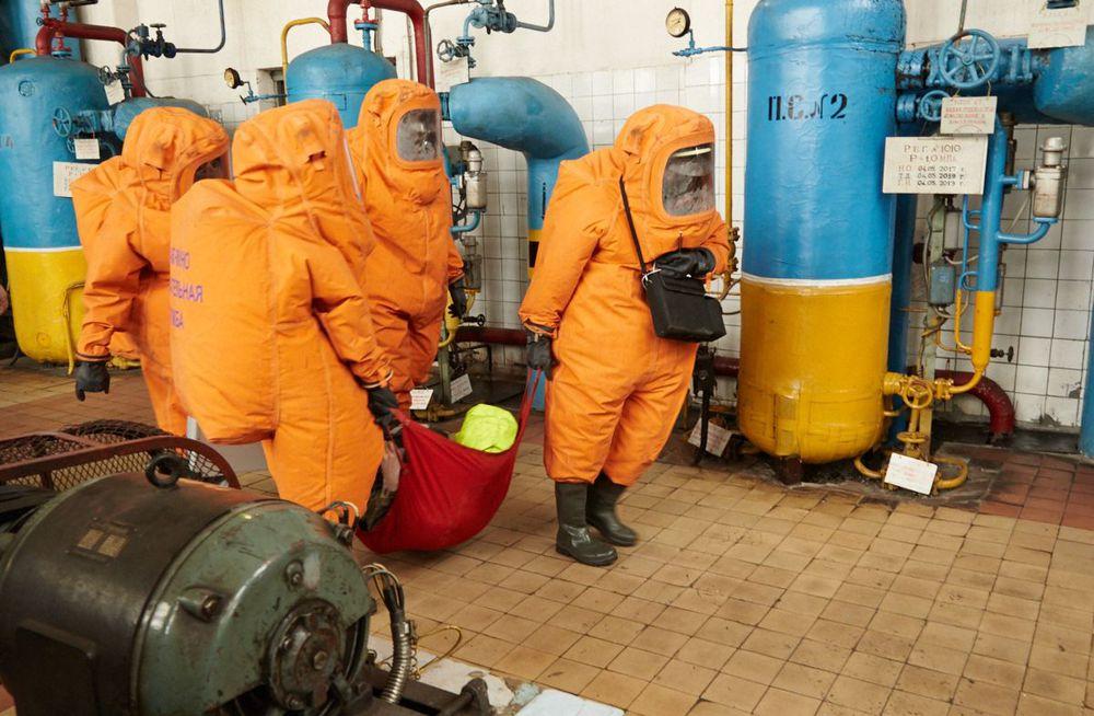 Осторожно, хлор: первая помощь при химических отравлениях