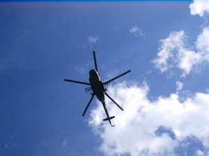 Аварийно-спасательное формирование АСС: крушение вертолёта в Нижнем Новгороде
